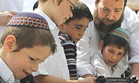 Jews-children-and-education